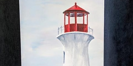 Acrylic Painting, Lighthouses with Kelly Maw tickets