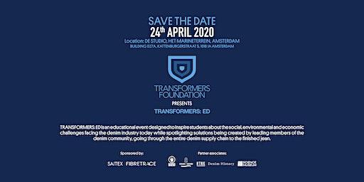 TRANSFORMERS ED - Amsterdam 24th April 2020