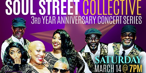 Soul Street Collective 3rd Year Anniversary Concert