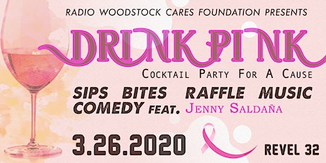 Drink Pink - A Cocktail Party For A Cause tickets