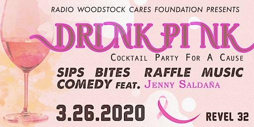 Drink Pink - A Cocktail Party For A Cause