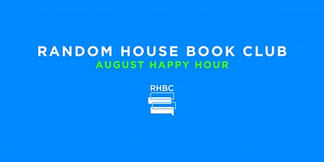 Random House Book Club August Happy Hour tickets