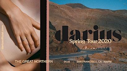 Darius –Spring Tour 2020 tickets