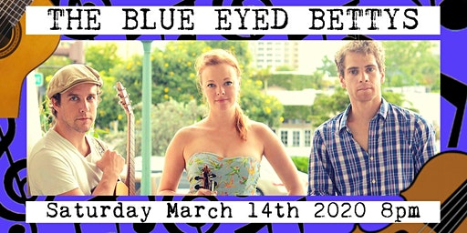 The Blue Eyed Bettys