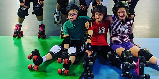 Junion Roller Derby Recruitment