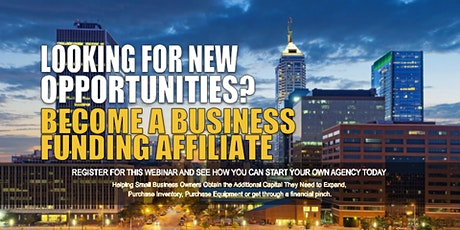 Start your Own Business Funding Agency Indianapolis IN tickets