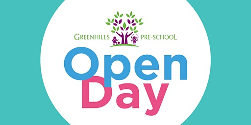 Greenhills Preschool Open Day