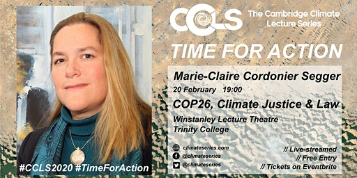 CoP26, Climate Justice and Law