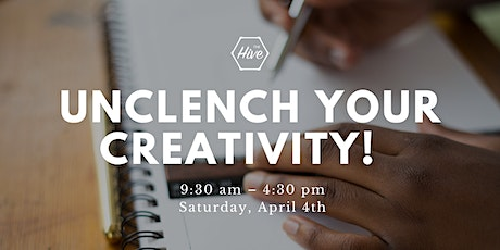 Unclench Your Creativity!  tickets