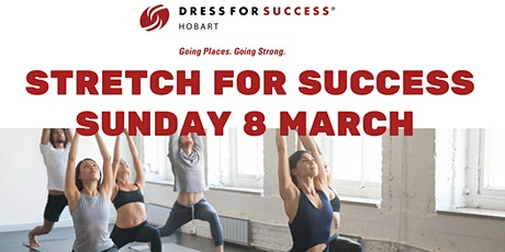 Stretch for Success tickets