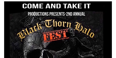 BLACK THORN HALO FEST 2020