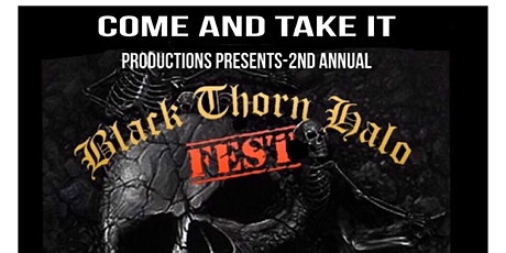 BLACK THORN HALO FEST 2020 tickets