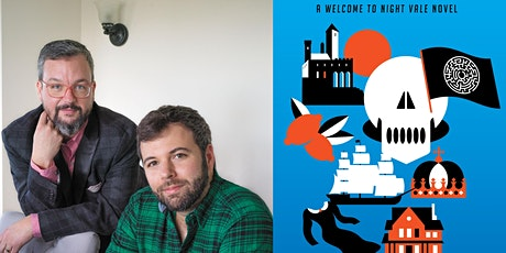 Joseph Fink and Jeffrey Cranor of Welcome to Night Vale ingressos