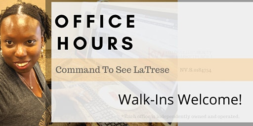 Office Hours of LaTrese Yelder, REALTOR®