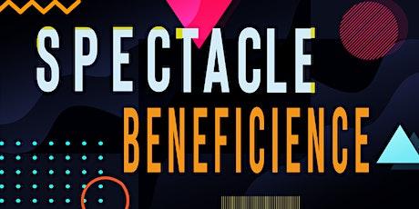 Spectacle Bénéficience 4ème édition billets