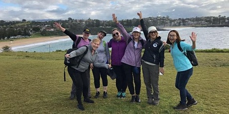 Women's Kiama Coast Walk // Sunday 19th July tickets