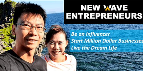 3 Steps to Become a New Wave Entrepreneur! tickets