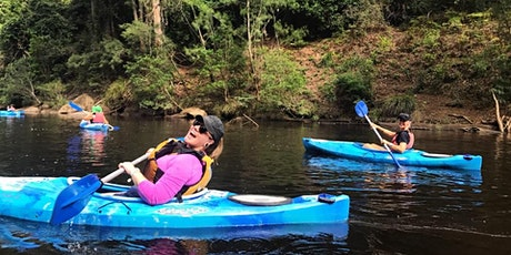 Women's Easy Rapids Kayaking // Sunday 25th October tickets