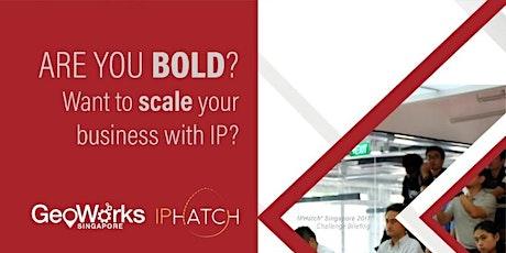 IPHatch Briefing - Open Innovation Challenge tickets