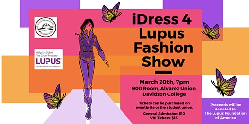 iDress 4 Lupus Fashion Show
