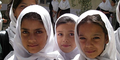 Courage Under Fire:  Women and Girls in Afghanistan