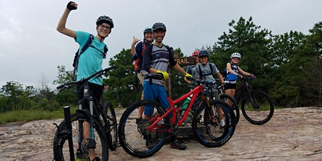 4 Day Mountain Bike Adventure Day Camp - Level Two tickets