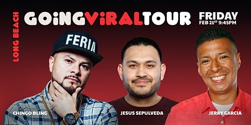 Chingo Bling, Jerry Garcia, and more - Going Viral Tour