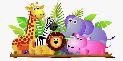 Toddler Tales- Hello Jungle