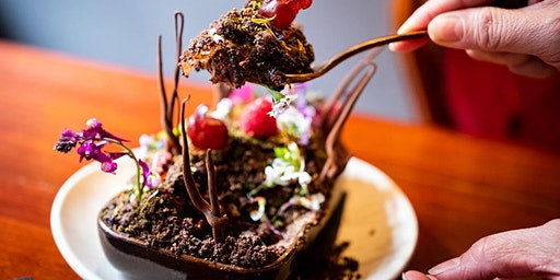 Nutella Palooza Masterclass | Nutella Tiramisu Garden Dessert