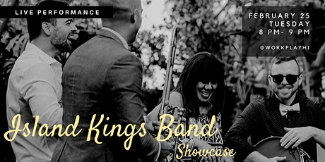 Live Band: Island Kings Band Showcase tickets