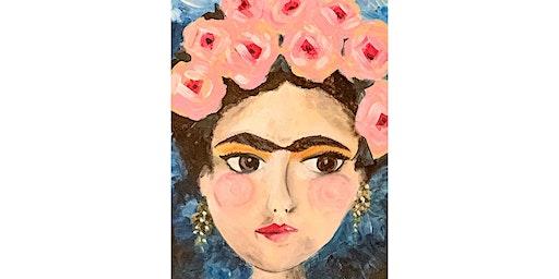 Frida (Orange)