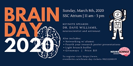 Brain Day tickets