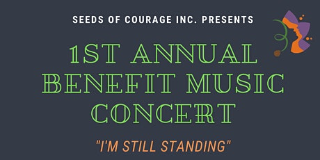 1st Annual Benefit Music Concert tickets