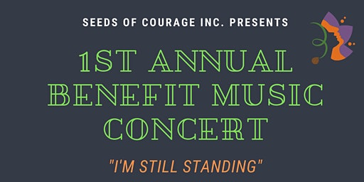 1st Annual Benefit Music Concert