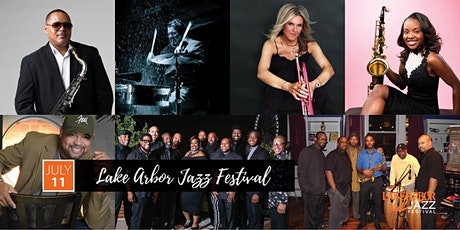 2020 Lake Arbor Jazz Festival tickets