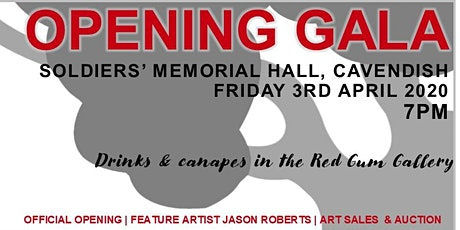 Cavendish Red Gum Festival Opening Gala 2020 tickets