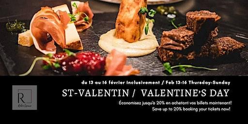St-Valentin / Valentine's Day