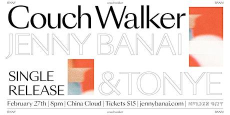 :: Jenny Banai & Tonye :: Couch Walker Single Release  tickets