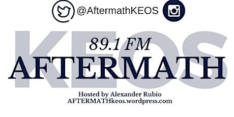 Aftermath Radio Show 2020 Spring Semester tickets