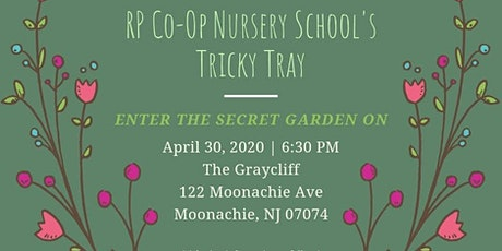 Ridgefield Park Co-Op Nursery School Tricky Tray tickets
