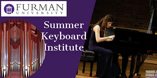 Furman Summer Keyboard Institute 2020