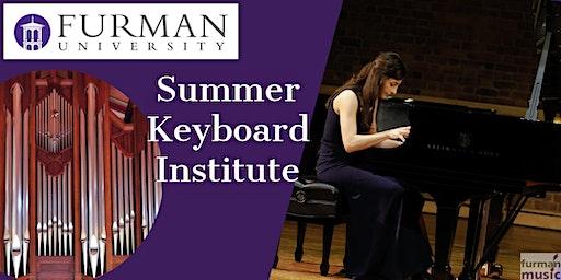 Furman Summer Keyboard Institute 2020