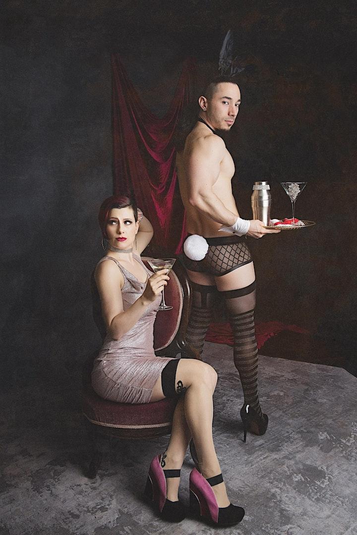 Nevada City Cabaret ~ Red Hot Love Letter image