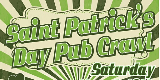 ALIBI ROOM st patricks day pub crawl