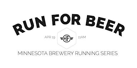Beer Run - Headflyer Brewing | 2020 Minnesota Brewery Running Series tickets