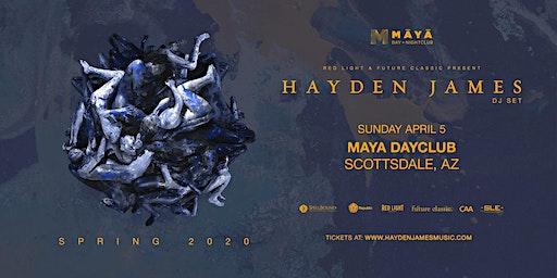 HAYDEN JAMES (DJ SET)
