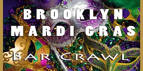 Brooklyn Mardi Gras Bar Crawl  tickets