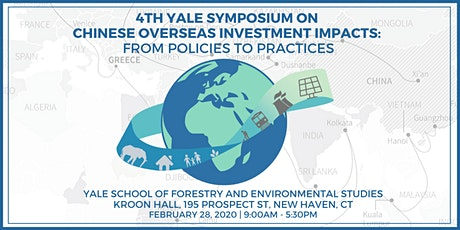 4th Yale Symposium on Chinese Overseas Impacts: From Policies to Practices tickets