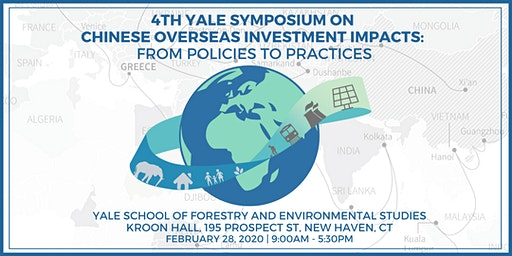 4th Yale Symposium on Chinese Overseas Impacts: From Policies to Practices