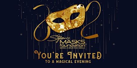 MASKS Annual Fundraising Dinner tickets